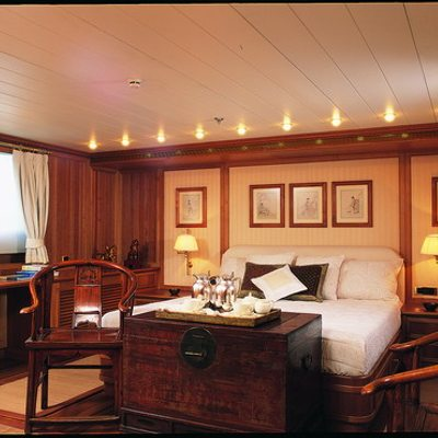 Nibani Yacht Master Stateroom