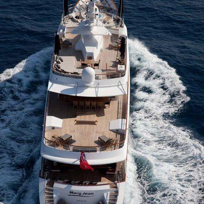 Shake N Bake TBD Yacht Rear View