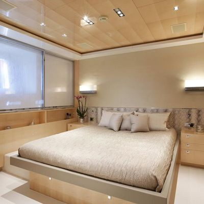 La Pellegrina Yacht Guest Stateroom 1