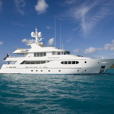 Perle Bleue Yacht Overview