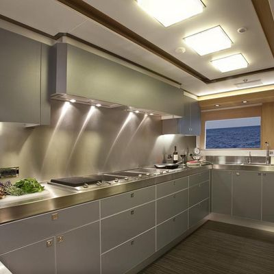 Big Fish Yacht Galley - Overview