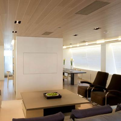 Baracuda Valletta Yacht Salon - Screen Covered