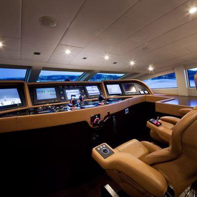 Lisa IV Yacht Bridge