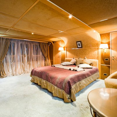 Vela Yacht Master Stateroom - Overview