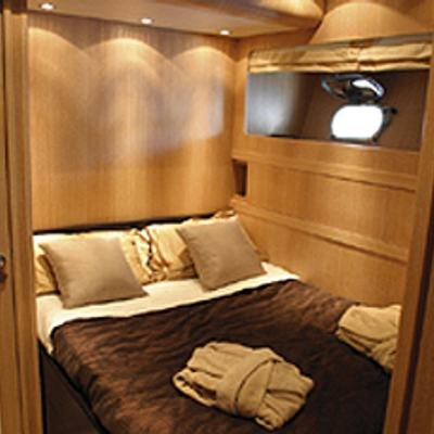 Best Mountain Yacht VIP cabin