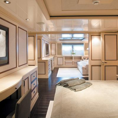 Odessa Yacht Guest Stateroom