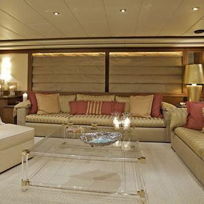 Idylle Yacht Saloon - Seating