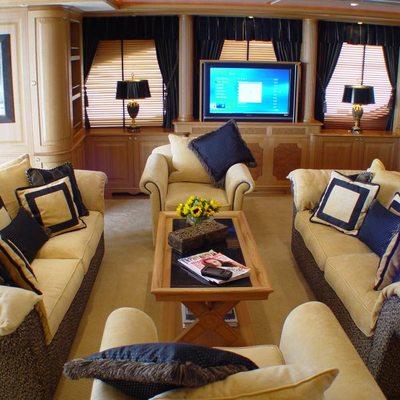 Aura Yacht Skylounge - Seating