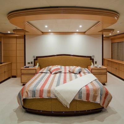 Golden Horn Yacht Master Stateroom