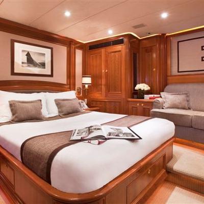 Genevieve Yacht VIP Stateroom