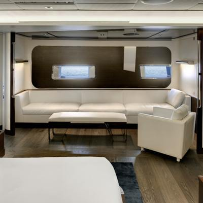 Vertigo Yacht Master Stateroom