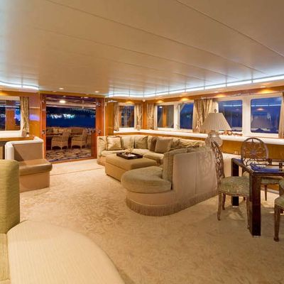 Big Eagle Yacht Main Salon