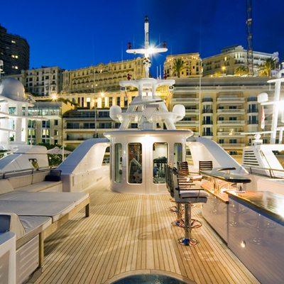 Bellami.Com Yacht Bar - Night