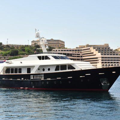Jacques De Molay Yacht