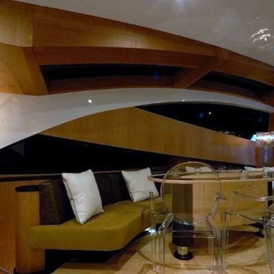 Endless Summer Yacht Interior
