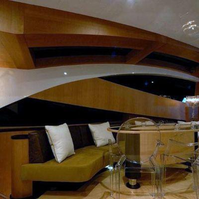 Endless Summer Yacht Interior