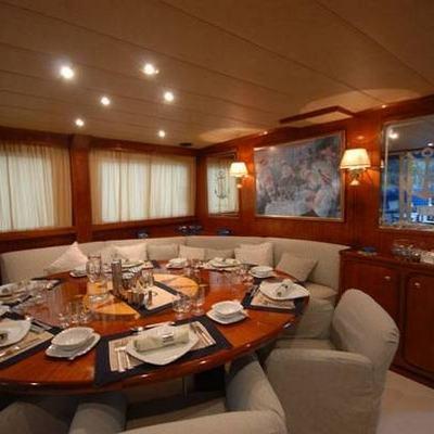 Sirius Yacht