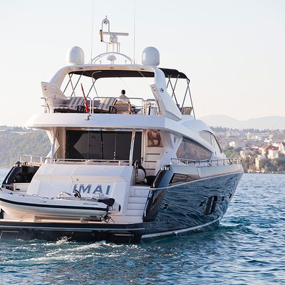 Black Mamba Yacht