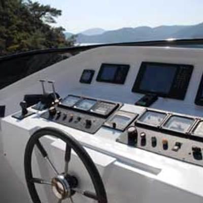 Crocus Yacht Exterior