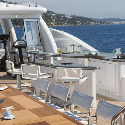 4You Yacht Bar on Sundeck