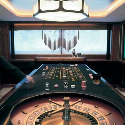 Il Sole Yacht Games Room