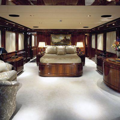 Jaan Yacht Master Stateroom