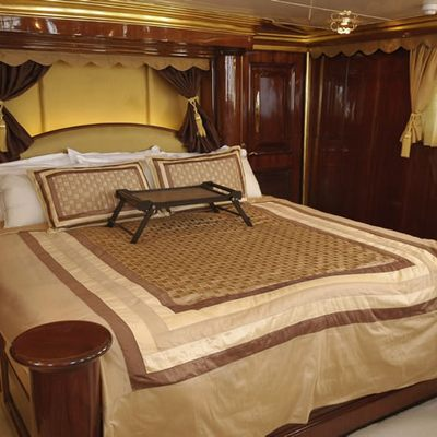 Kalizma Yacht Master Stateroom