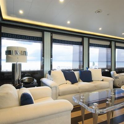 Alfa Nero Yacht Salon
