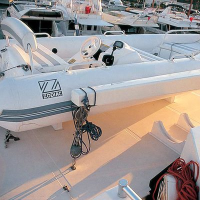 Amphitrite K.Y. Yacht