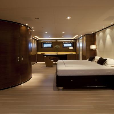 Fidelis Yacht Master Stateroom