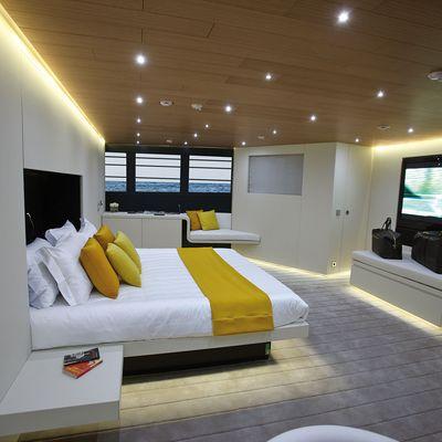 Ocean Sapphire Yacht Master Stateroom