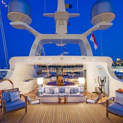 Latitude Yacht Sundeck