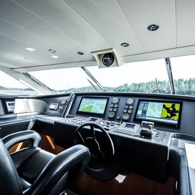 Queen of Sheba Yacht