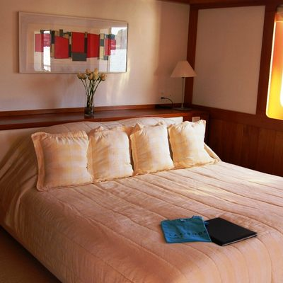 Latitude Yacht Master Stateroom