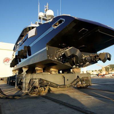Blade Yacht Yacht Launch
