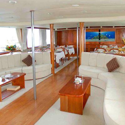 Integrity Yacht Main Salon