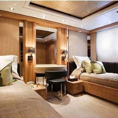 Mercury Yacht Twin Stateroom