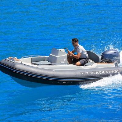 Black Pearl Ajaccio Yacht