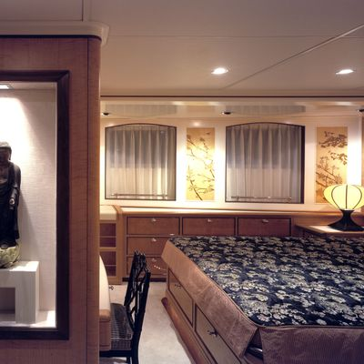 MITseaAH Yacht Master Stateroom