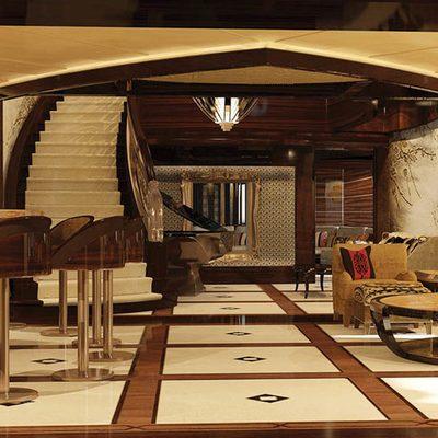 KISMET Yacht Charter Price (ex  Kismet II) - Lurssen Luxury Yacht Charter