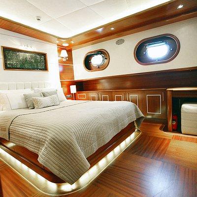 Carpe Diem IV Yacht Double Stateroom