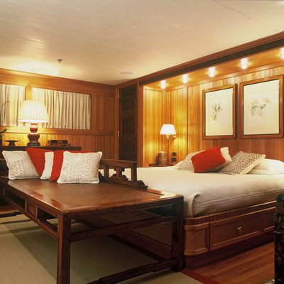 Bleu De Nimes Yacht Master Stateroom