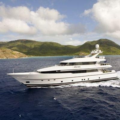 Envy Yacht Running Shot - Profile