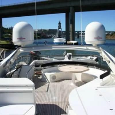 Sea Stream Yacht