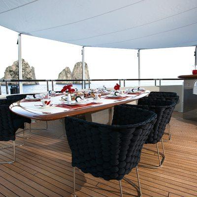 Quite Essential Yacht Alfresco