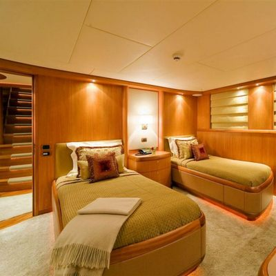 Solaia Yacht Twin Stateroom
