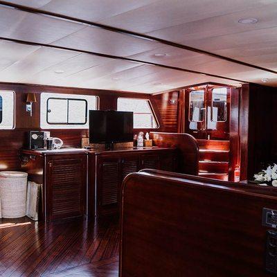 Capricorn 1 Yacht