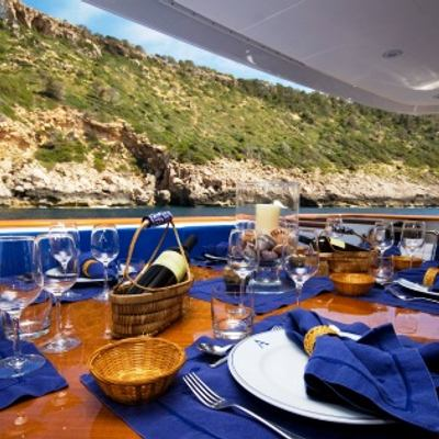 Alcor Yacht