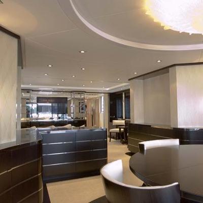 G Force Yacht Dining/Salon