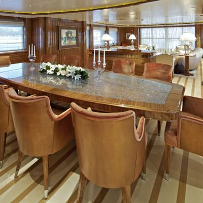 Mia Rama Yacht Dining